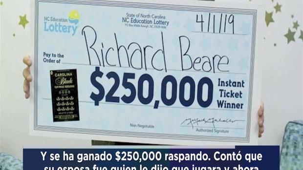 [TLMD - NATL] Lo que hará hombre con cáncer que gano la lotería