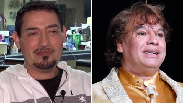 "Estilista habla de la salud de Juan Gabriel: ""Hasta se me orinó"""