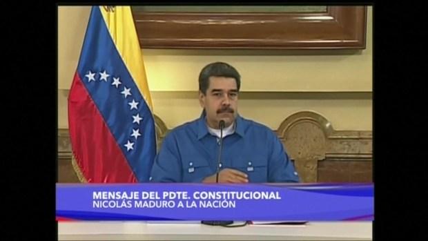 [TLMD - MIA] Maduro se dirige a la nación