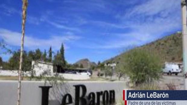 LeBarón: masacre es ofensa para la ciudadanía de Arizona