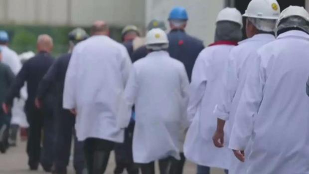 Masiva redada de trabajadores indocumentados en Ohio