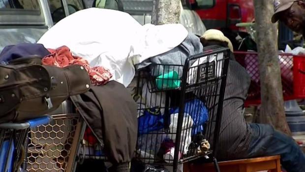 [TLMD - SD] Opinan las personas sin hogar