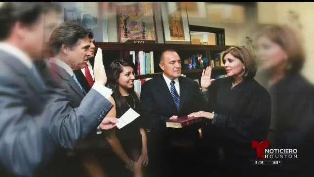 [TLMD - Houston] Mes De La Herencia Hispana: Eva Guzman