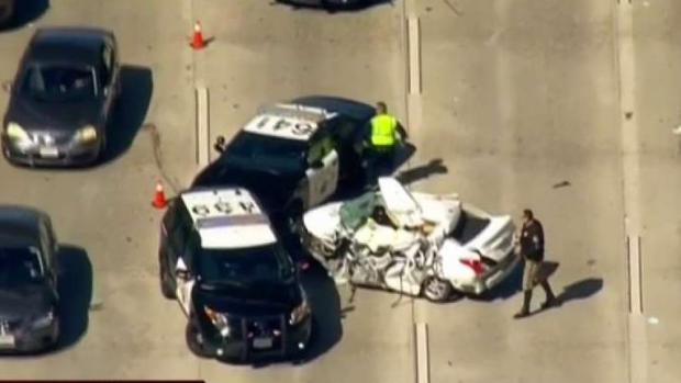 [TLMD - SD] Mortal accidente en la carretera I-5