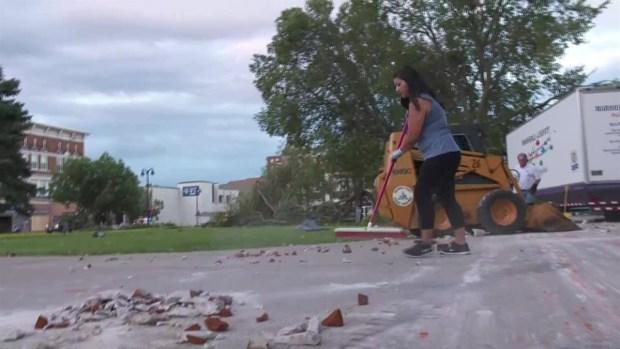 [TLMD - MIA] Iowa tornado limpieza