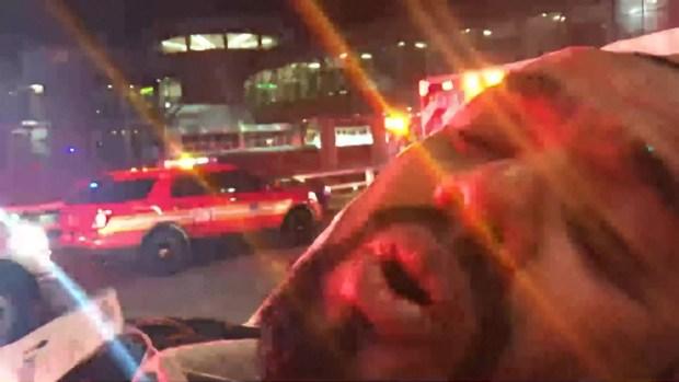 [TLMD - NATL] Poderosa turbulencia deja a decenas de pasajeros heridos en Nueva York