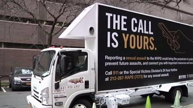 NYPD emprende campaña contra agresores sexuales