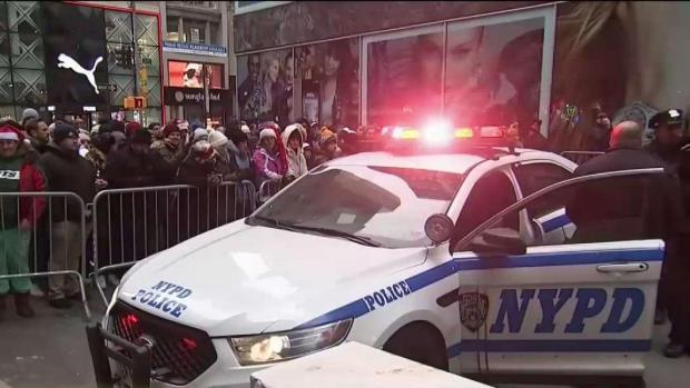 [TLMD - NY] NYPD extrema seguridad en la ceremonia de iluminación