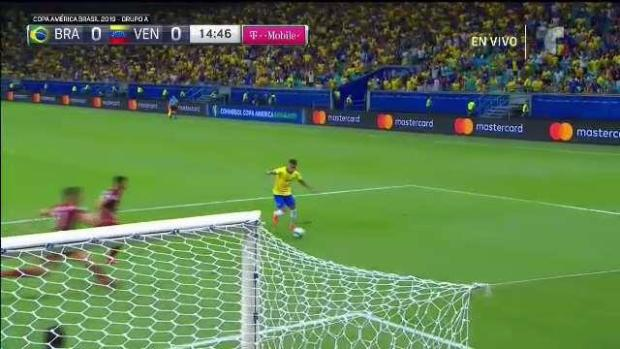 [TLMD - national LV] Brasil se come un gol casi cantado