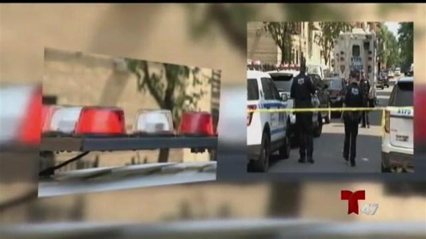 Balean a mujer policía en Nueva York; agresor abatido