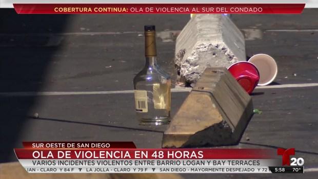 [TLMD - SD] Ola de violencia en 48 horas
