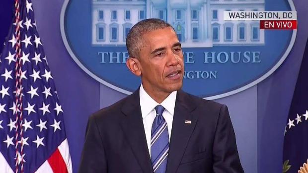 Obama reacciona al fallo de la Corte Suprema