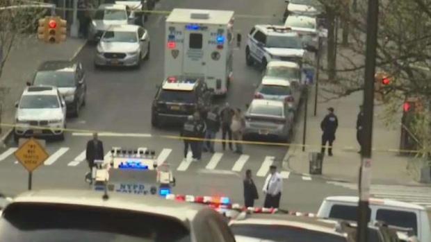 [TLMD - NY] Oficial del NYPD baleado en Washington Heights
