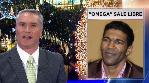 Omega obtienen libertad condicional