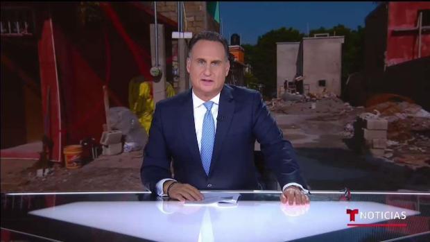 Otros poblados de México golpeados por terremoto