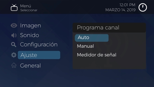Cómo reprogramar PANASONIC TV