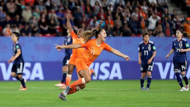 [WWC 2019 - PUBLICADA] Holanda vence de último minuto a Japón y avanza a cuartos