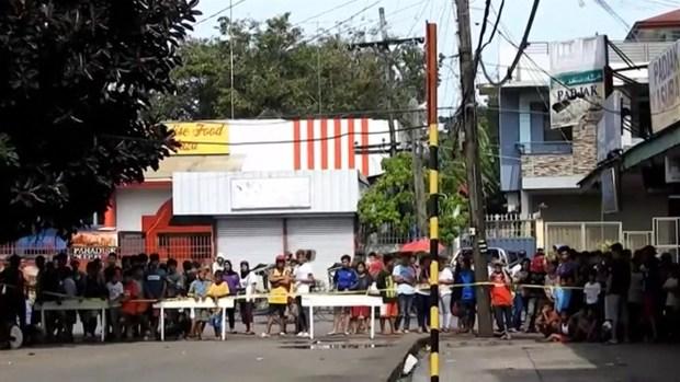 [TLMD - LV] Filipinas explosion