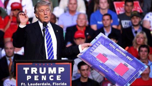 Trump confirma reunión con Peña Nieto este miércoles