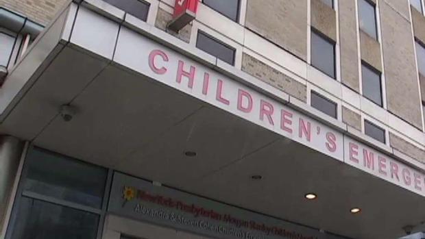 [TLMD - NY] Policía: Padre golpea con bate a su hija de 4 años