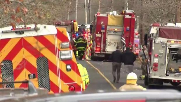 [TLMD - NY] Policía investiga hallazgo de cuatro cadáveres en atroz incendio