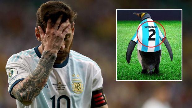 [Copa America PUBLICADA] La polémica promo en Brasil en la que se burlan de Argentina