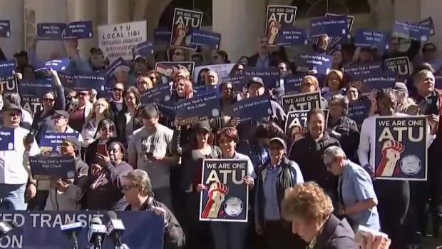 [TLMD - NY] Posible huelga de choferes de buses escolares en NY