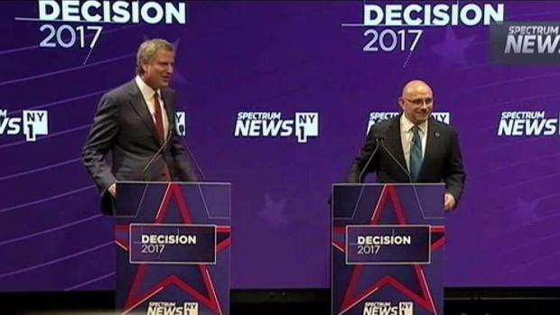 [TLMD - NY] Primer debate de candidatos a la alcaldía de NYC