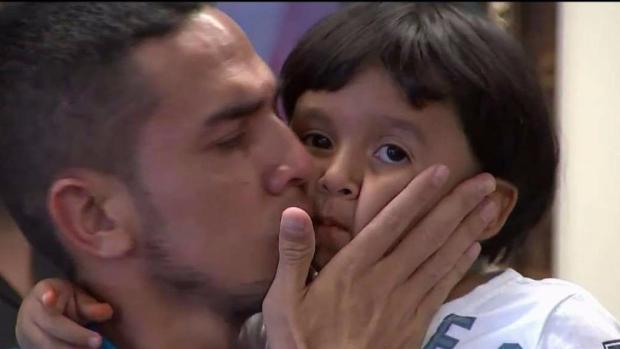 [TLMD - NY] Prometen reunificación de niños menores de 5 años