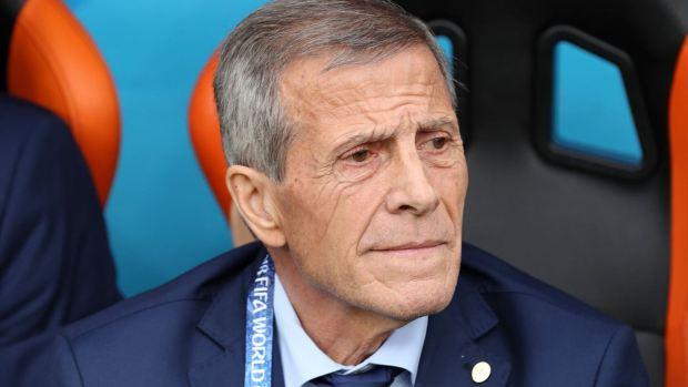 [Copa America PUBLICADO] Se vive un cambio en Uruguay pero con Tabárez los tiempos son perfectos