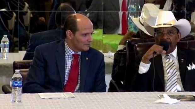 [TLMD - NY] Ramfis Domínguez Trujillo hace polémicas declaraciones