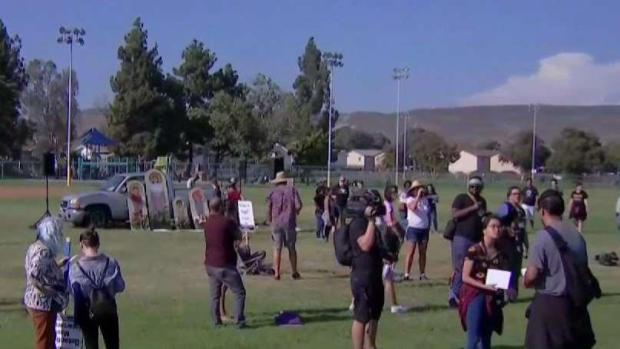 [TLMD - SD] Realizan protesta en contra de centros de detención