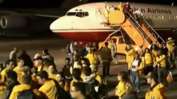 [TLMD - Tampa] Rescatistas de Tampa se preparan para brindar ayuda