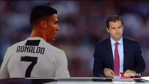 Cristiano Ronaldo niega haber acosado sexualmente de una mujer