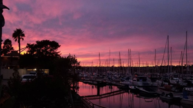 [G - SD ONLY] Atardeceres de colores en noviembre en San Diego