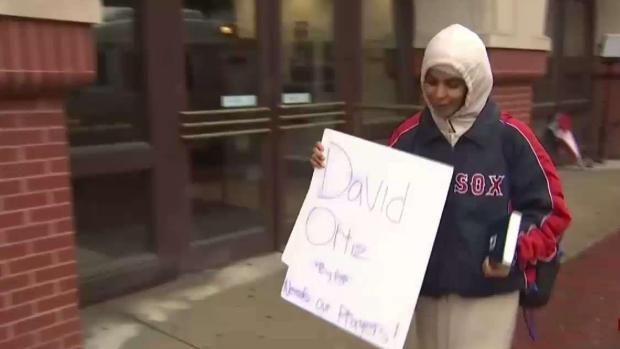 [TLMD - Boston] Se intensifica seguridad en hospital de David Ortiz