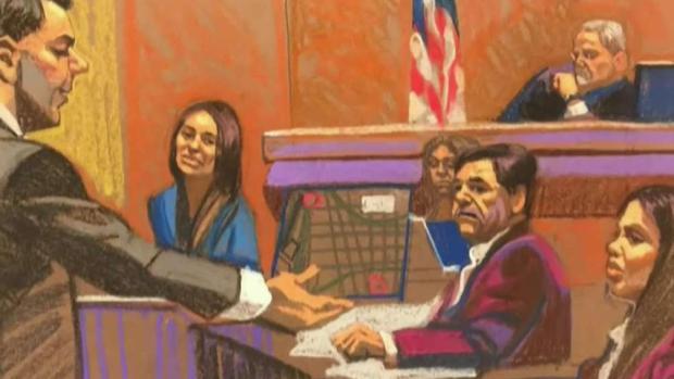 """Segunda semana de deliberaciones en juicio contra """"El Chapo"""""""