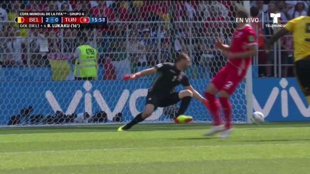 [TLMD - Denver] El segundo gol de Bélgica