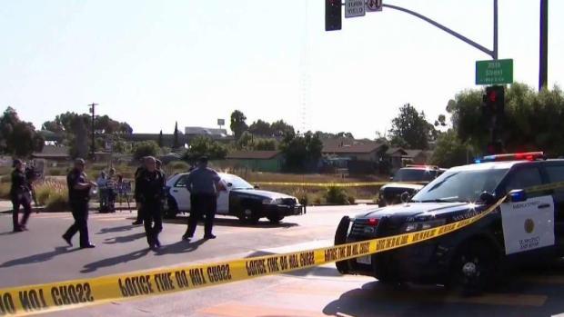 [TLMD - SD] Sospechoso es baleado por policías en Logan Heights