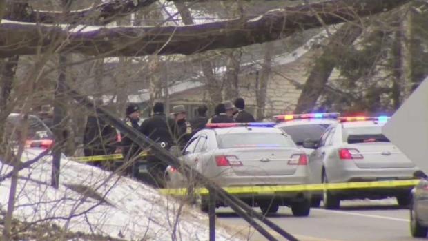 [TLMD - Boston] Sospechoso muere tras persecución en Connecticut
