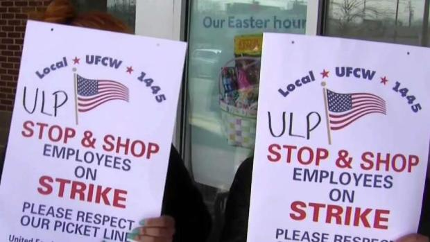 [TLMD - Boston] Miles de empleados de Stop & Shop en huelga