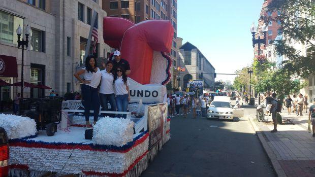 Telemundo dice presente en Festival Puertorriqueño de Massachusetts