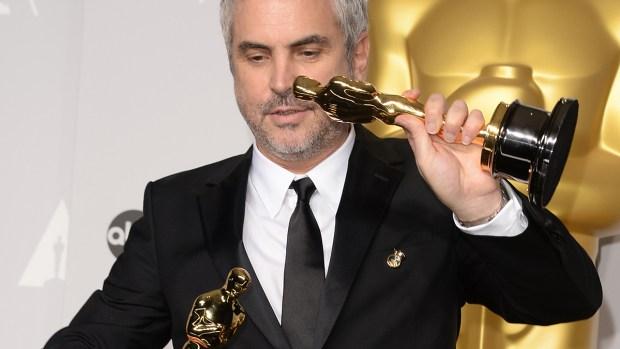 Los hispanos que han ganado el Oscar