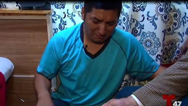 [TLMD - NY] Padre ecuatoriano lucha por recuperar a su niño