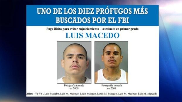 Los fugitivos más buscados por el FBI