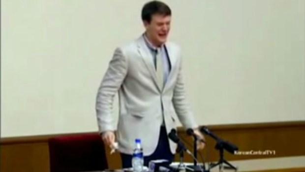 """Por """"un favor"""", estadounidense va preso 15 años en Norcorea"""