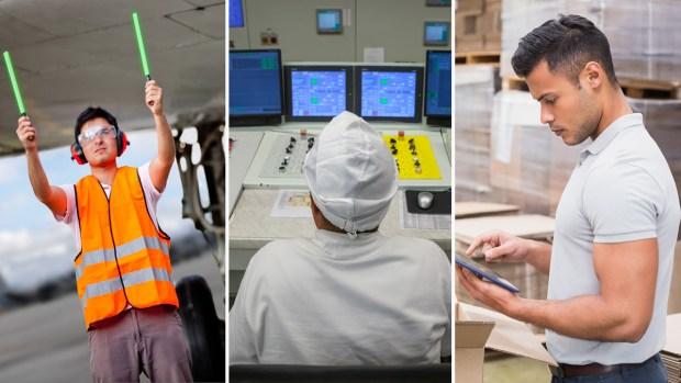 Los 5 trabajos mejor pagados sin título universitario