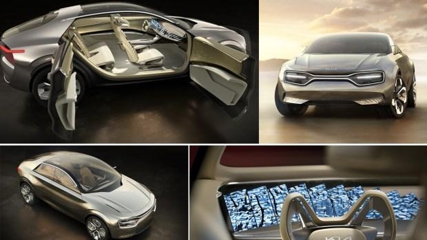 En detalle: así es el auto con un tablero de 21 pantallas