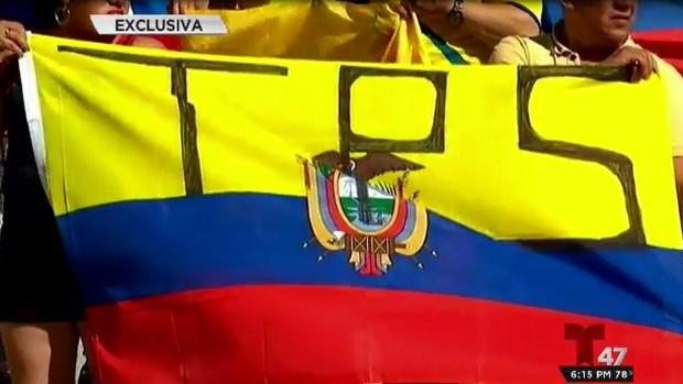 [TLMD - NY] Ecuador pide por el TPS en la ONU