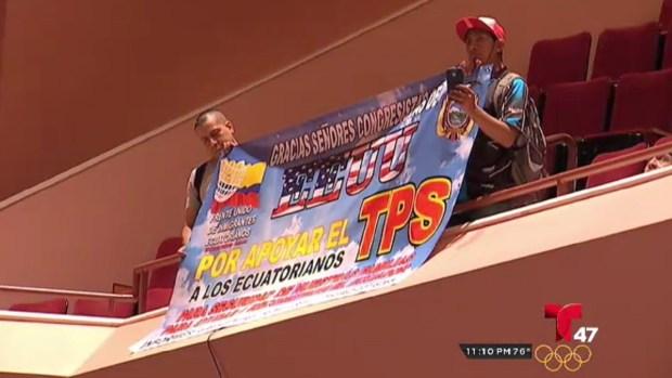 [TLMD - NY] El Consulado de Ecuador ofrece información del TPS